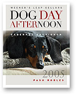 2005 DOG DAY CABERNET SAUVIGNON